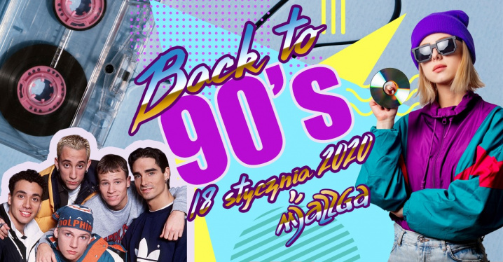 Back to 90's Disco Mjażżdżo